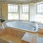 The Ashley Inn suite is one of Ashley's favoirite suites.  The secret to a