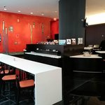 Food Service Area, 4th Floor Lounge