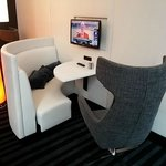Private Seating, 4th Floor Lounge