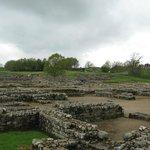 Vindolanda Roman Fort excavated