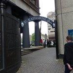 St. Katharine Docks entrance