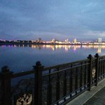 Amur River Embankment