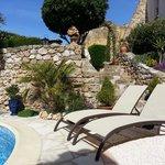 Bord piscine Villacrosia