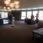 Beautiful serenity room overlooking Berkeley Springs WV, it's the perfect place to relax