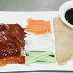 Peiking Duck small serving