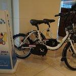 貸出 電動自転車