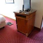 mobile tv della junior suite