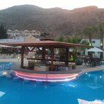 Lindos Gardens Pool Bar
