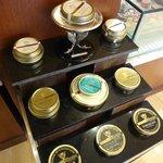 Caviar in Gourmand Deli