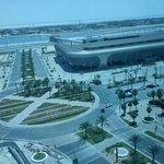 Centro, ADNEC, Aloft, Premier Inn Roundabout