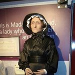 The Madame Tussauds(Marie Tussaud)