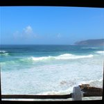 Вид на океан из номера