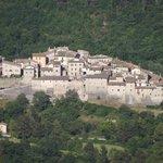 Panorama di Castel San Felice di Sant'Anatolia di Narco