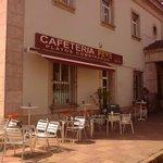 Cafeteria FEVE, Santander