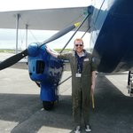 Andy - Our very capable pilot