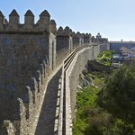 Detalle muralla