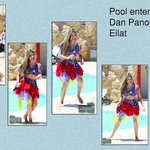 pool-side entertainer