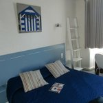Agradable habitación