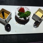 delizioso tortino al cioccolato