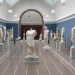 Roman Statues room