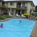Apartments & Pool