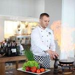Krzysztof Peć Chef de cuisine