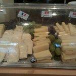 Выбор сыров