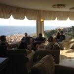 Salle de Réception et Bar Dali avec vue sur mer