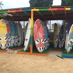 RRD windsurf boards
