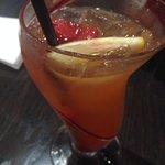 Bottomless Strawberry Lemonade