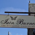 Iain Burnett Sign