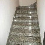 Rampe di scale molto pulite!!!!