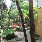 Ryokan garden