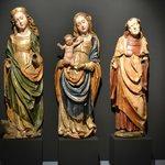 Готические скульптуры