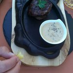 Grilled fillet steak 8 oz