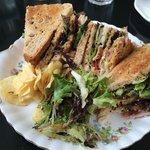 Goose Club Sandwich