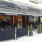 Pradas Bar and Grill