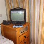 """der """"riesige"""" Fernseher"""