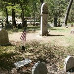 Alcott tombstone