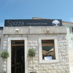 Front of Spizza
