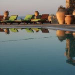 Hotel Petres swimming pool