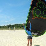 Safety instruction at PDC Kiteboarding is excellent with IKO certified instructors.