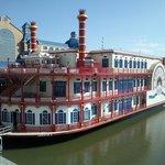 Riverboat cacino