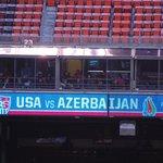 USA vs Azerbaijan