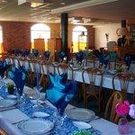 Un repas de famille au Calypso