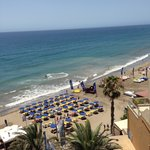Playas Del Ingles Beach