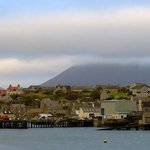Stromness in the morning