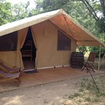 Photo de Camping Bel'epoque Du Pilat
