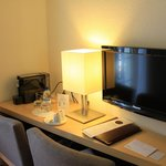 Coffee Machine and TV