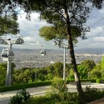 Panorama con teleferica